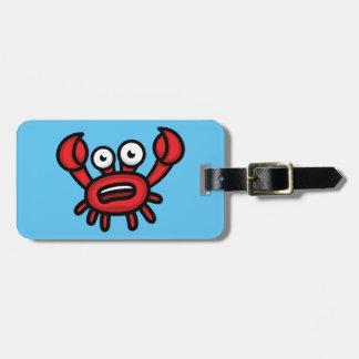 Krabbe Luigi Kofferanhänger