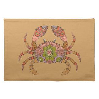 Krabbe Tischset