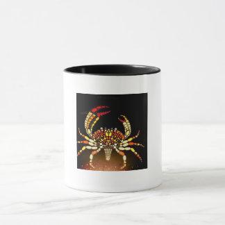Krabben-Tasse Tasse