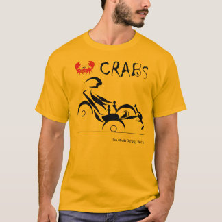 KRABBEN Trikes T-Shirt