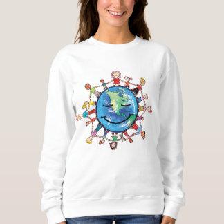 Kraft-Feld für das Sweatshirt der guten Frauen