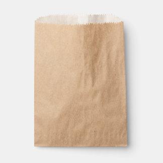 Kraftpapier-Papiertüten Geschenktütchen