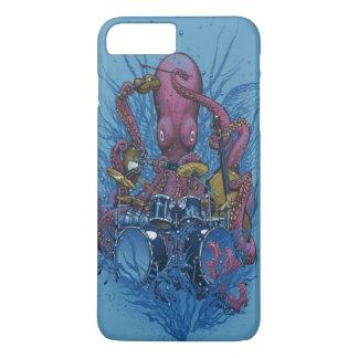 Kraken-Band iPhone 8 Plus/7 Plus Hülle