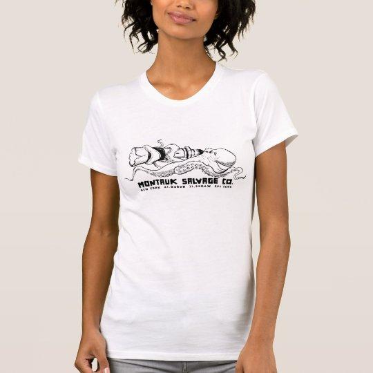 Kraken-T - Shirt Montauk Salvage Company