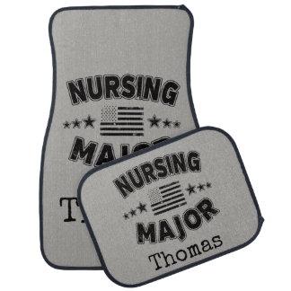 Krankenpflege-Uni-Major patriotische amerikanische Automatte