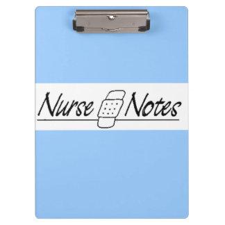 Krankenschwester-Anmerkungen