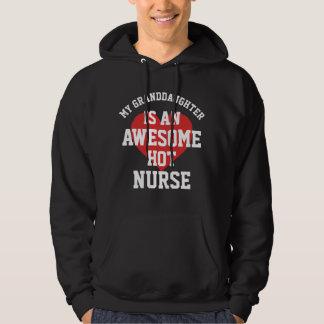 Krankenschwester-Enkelin Hoodie