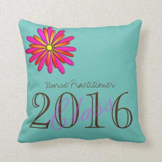 Krankenschwester-Praktiker-Abschluss-Kissen 2016 Kissen