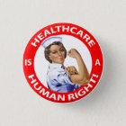 """Krankenschwester """"Rosie"""" sagt, dass Runder Button 3,2 Cm"""