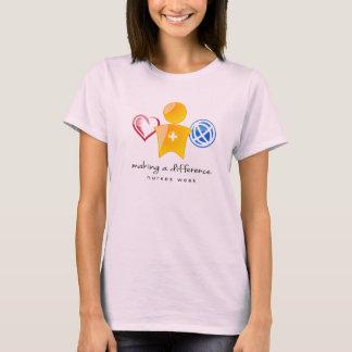Krankenschwester-Wochen-T - Shirt