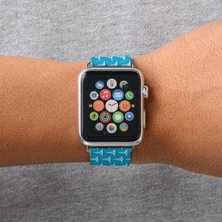 Krankenschwestermusterapfel-Uhrenarmband des Apple Watch Armband