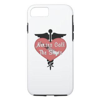 Krankenschwestern nennen die Schüsse iPhone 7 Hülle