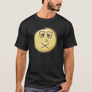 Krankes Emoji T-Shirt