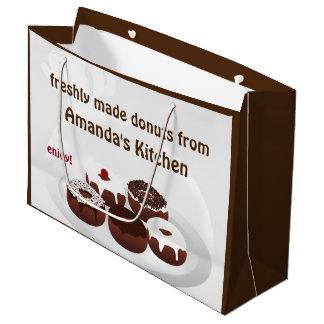 Krapfen-Bäckerei LGB Große Geschenktüte