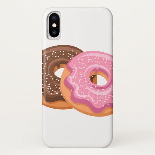 Krapfen gedruckt - Hipster-Entwurfs-Nahrung Galaxy Nexus Case