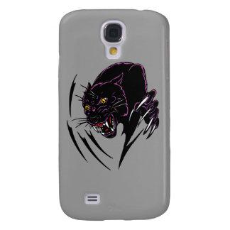 Kratzender Panther Galaxy S4 Hülle