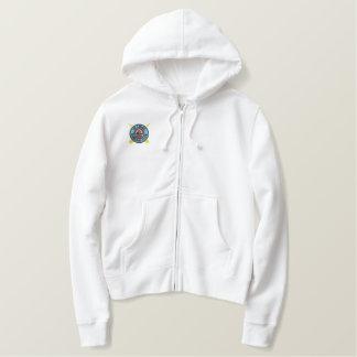 Kräuselnverein gesticktes Sweatshirt St. Louis