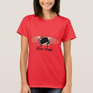 Krav Maga Durchschlag T-Shirt