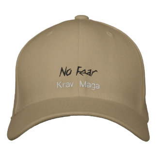 krav maga Kappe keine Furcht