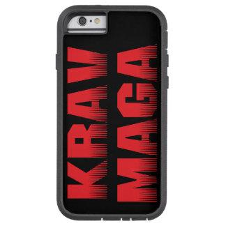 Krav Maga Tough Xtreme iPhone 6 Hülle