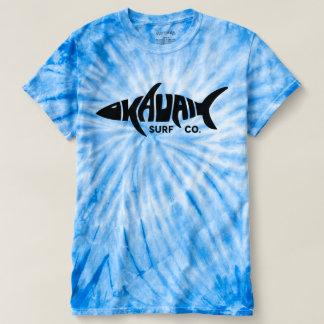 Krawatten-T - Shirt Kauai-Brandungs-Co.