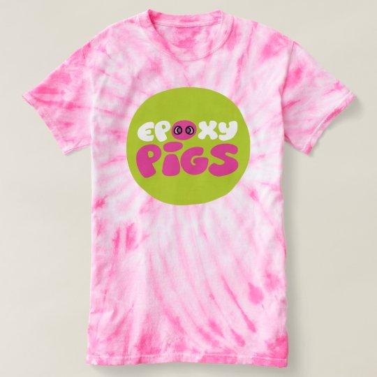 Krawattent-stück für Epoxidschweine T-shirt