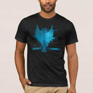 Kreative Unabhängigkeit T-Shirt