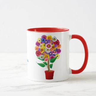 Kreativitäts-Bestätigungs-Tasse - tägliche Tasse