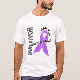 KREBS ALLGEMEINER Überlebender 1 T-Shirt