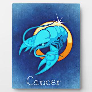 Krebs Fotoplatte