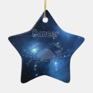Krebs Keramik Ornament