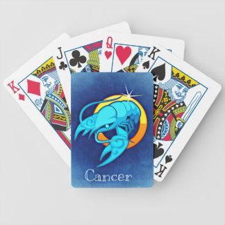 Krebs Pokerkarten