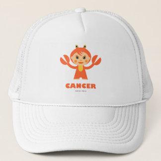 Krebs-Tierkreis für Kinder Truckerkappe