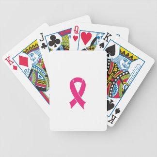 Krebssymbol Bicycle Spielkarten