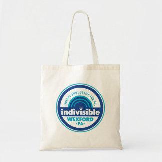 Kreis-Logo-Taschen-Tasche Tragetasche