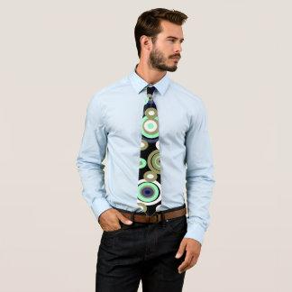 Kreise Personalisierte Krawatten