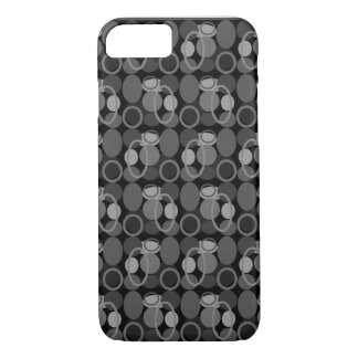 Kreise und Ovale iphone Fall iPhone 8/7 Hülle