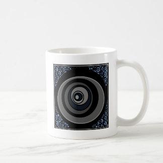 Kreisform des Entwurfs Kaffeetasse
