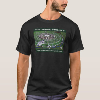 Kreisstadt u. VTOL Flugzeuge T-Shirt