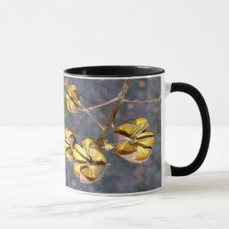 Krepp-Myrte-Samen-Hülsen-Tasse Tasse