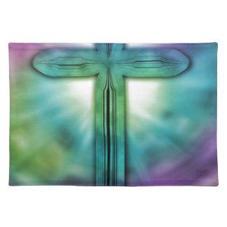 Kreuz #2 tischset