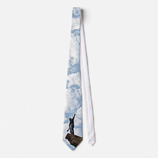 Kreuz auf Wolken Krawatten
