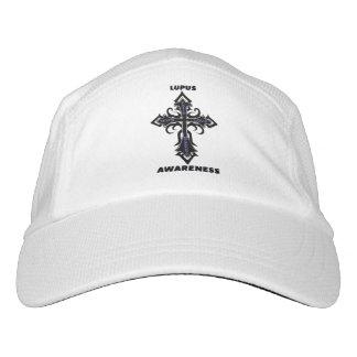 Kreuz/Bewusstsein… Lupus Headsweats Kappe