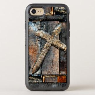 Kreuz der Stärke OtterBox Symmetry iPhone 8/7 Hülle