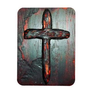 Kreuz des Bluts Magnet