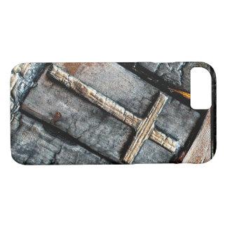 Kreuz des Schutzes iPhone 8/7 Hülle