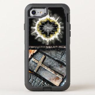 Kreuz des Schutzes OtterBox Defender iPhone 8/7 Hülle