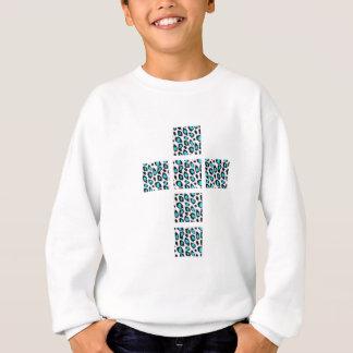 Kreuz Sweatshirt