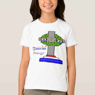 Kreuz u. Wreath - ErinnerungstagesShirt T-Shirt