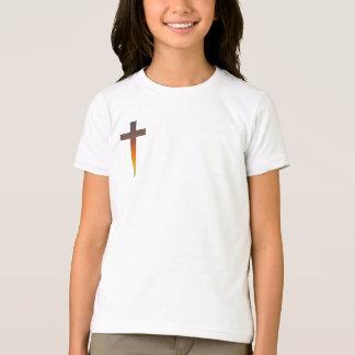 Kreuz von Dämmerung T-Shirt